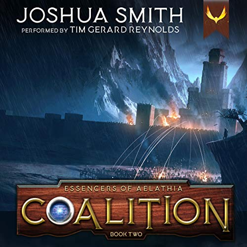 Coalition cover art