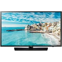 Samsung Monitor HG40EJ470 Hospitality Display, Full HD da 40´´, Risoluzione 1920 x 1080 Pixel, 2 HDMI, 1 USB, Nero