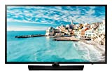 Samsung Monitor HG40EJ470 Hospitality Display, Full HD da 40', Risoluzione 1920 x 1080 Pixel, 2 HDMI, 1 USB, Nero