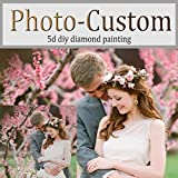 Custom 5D DIY Diamond Painting Personalizado Full Diamond Photo Painting Round/Square Drill Diamond...