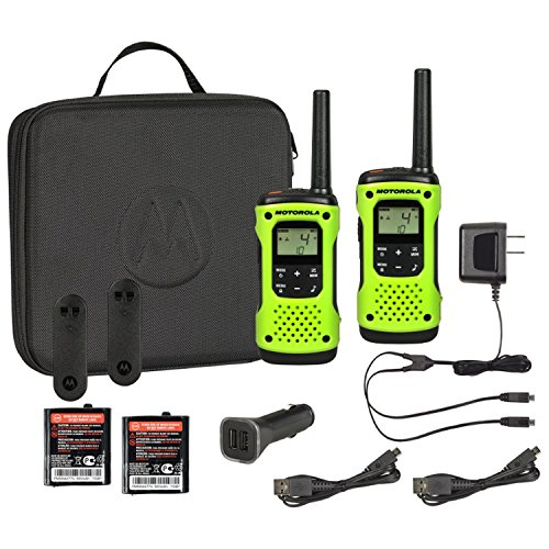 best waterproof walkie talkie