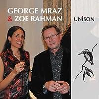 George Mraz & Zoe Rahman: Unison