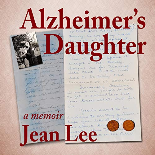 Alzheimer's Daughter audiobook cover art