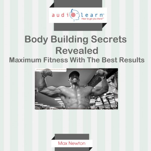 Body Building Secrets Revealed cover art