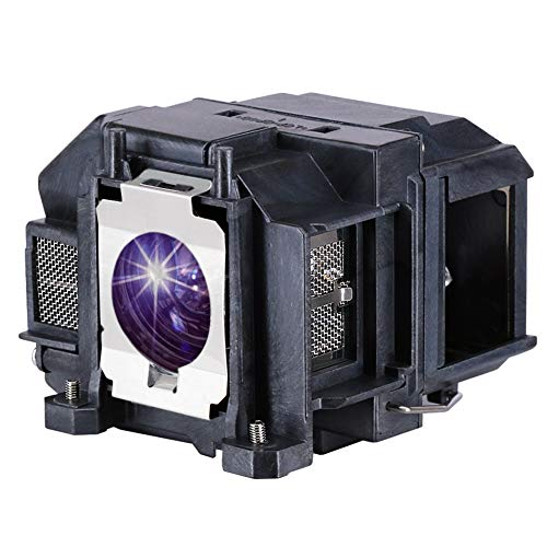 YOSUN v13h010l67 Projector Lamp for epson elplp67 ex5210 ex7210 ex3210 ex3212 vs210 vs220 s11 x12 x15 eb-s02 eb-w12 PowerLite Home Cinema 500 707 710hd 750hd Replacement Projector Lamp Bulb