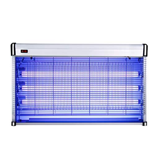 Insecto eléctrico Mosquito Killer Lamp 60W Comercial, atrae a Fly Killer UV...