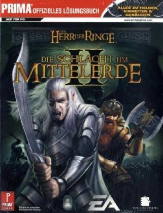 Der Herr der Ringe - Die Schlacht um Mittelerde 2 (Lösungsbuch)