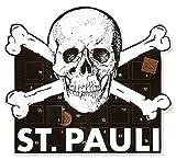 FC St. Pauli Adventskalender mit Schokolade