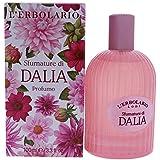 L'Erbolario - Shades Of Dahlia - Perfume Spray for Women - Citrus, Floral Scent - Feminine, Fascinating Aroma - Dermatologically Tested - Cruelty Free, 3 oz