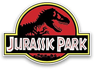 Jurassic park vinyl sticker decal 15