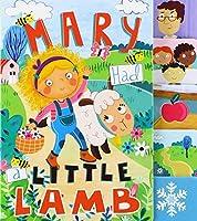 Mary Had A Little Lamb (Nursery Rhyme Board Books)