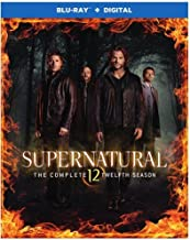 Supernatural: S12 (BD)