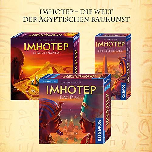 KOSMOS Spiele 692384 – Imhotep - 7