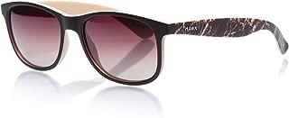 Hawk Unisex-Yetişkin Güneş Gözlükleri HW 1394 02, Kahverengi, 55