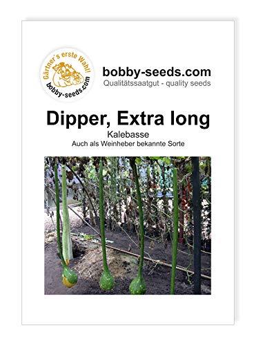 Bobby-Seeds Kürbissamen Dipper, Extra long handled Portion
