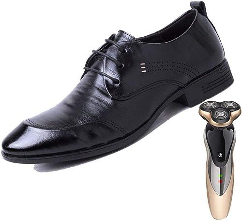 LYZGF, Hommes, Affaires, Décontracté, Mode, Mode, Couture, Mariage, Dentelle, Chaussures en Cuir  bienvenue à l'ordre