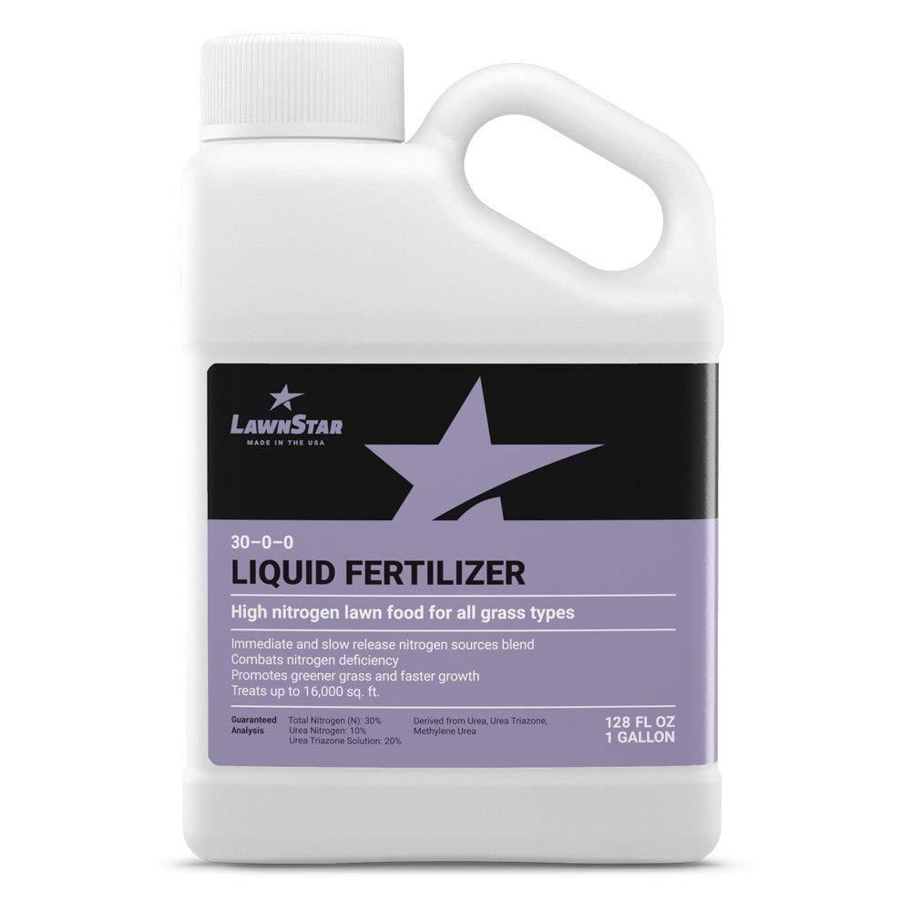 LawnStar 30 0 0 NPK Fertilizer Gallon