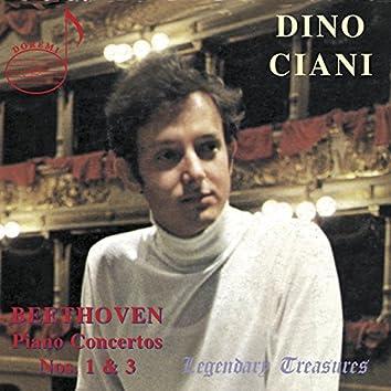 Beethoven: Piano Concertos Nos. 1 & 3 (Live)