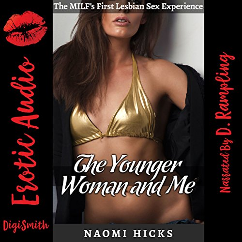 The Younger Woman and Me audiobook cover art