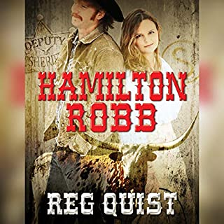 Hamilton Robb audiobook cover art