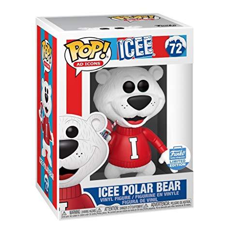 Pop! Ad Icons ICEE Polar Bear Bundle Exclusive