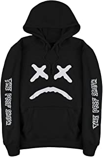 Lill Peepp Unisex Sweatshirt Casual Pullover Hip Hop Rapper Hoodies for Men&Women
