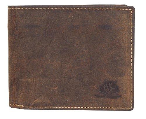 Greenburry Vintage Geldbörse sattelbraun, 1796-25