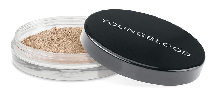 習熟度工業用ビートヤングブラッド ナチュラルルースミネラルファンデーション - Honey 10g/0.35oz並行輸入品