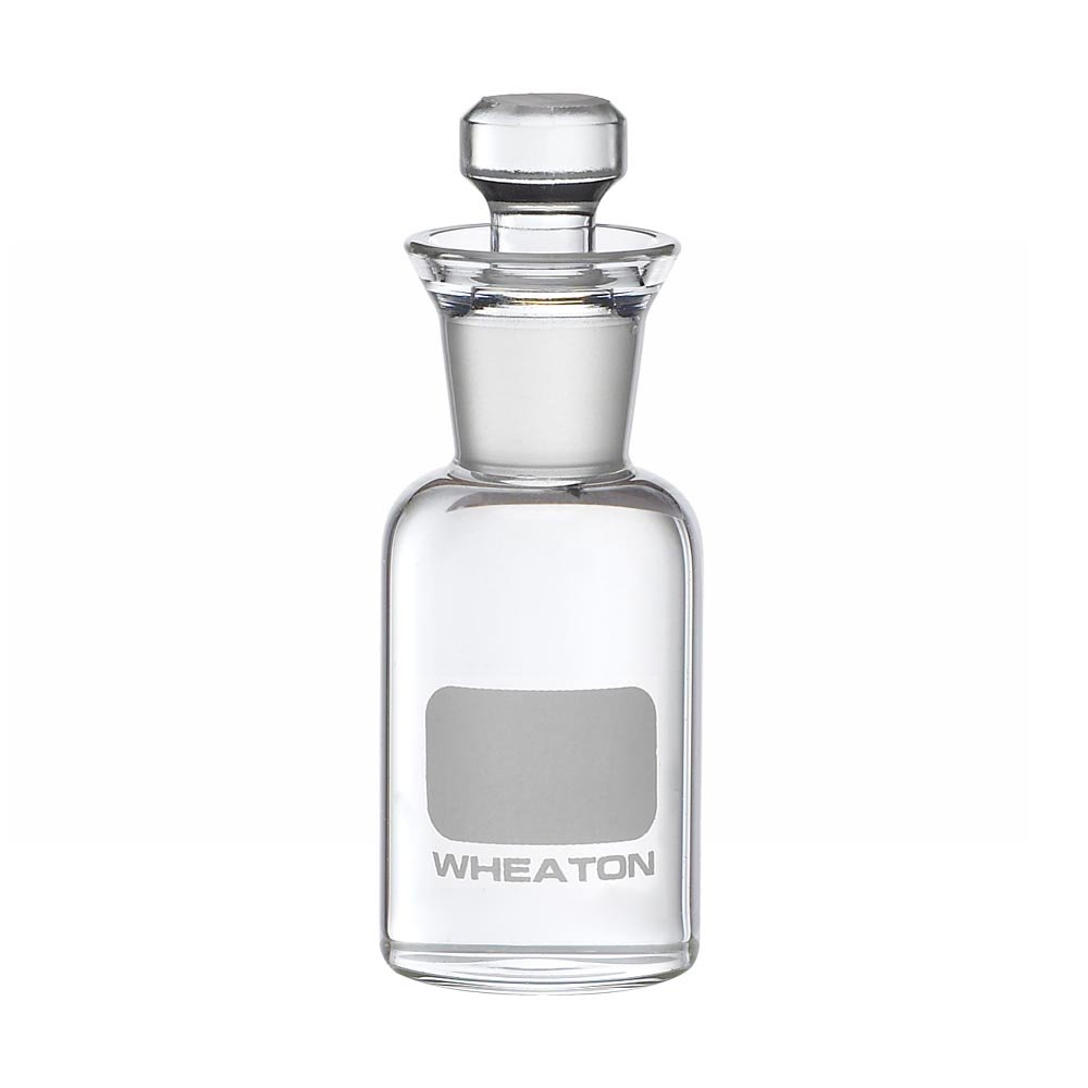 Wheaton 227494-00 BOD Bottle Max 56% OFF Stopper Robotic Inexpensive 60mL Unnumbered