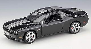 ウィリー 1/24 2012 ダッジ チャレンジャー SRT Welly 1/24 2012 Dodge Challenger SRT レース スポーツカー ダイキャストカー Diecast Model ミニカー