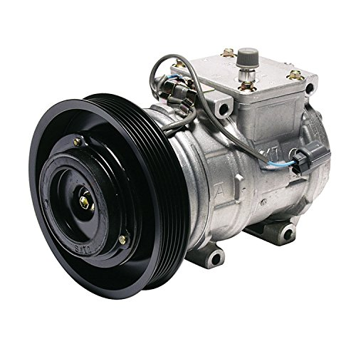Denso 471-1190 New Compressor with Clutch