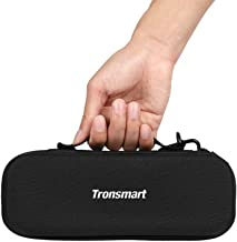 Tronsmart Hard Storage Travel Case Carry Case for T6 Plus, Force, Force+ Bluetooth Portable Speaker; Rugged EVA Shell with...
