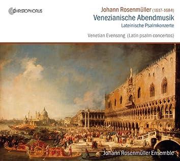 Rosenmuller: Venezianische Abendmusik