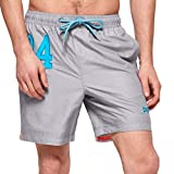Superdry Swim Short M30018AT Perla, Perla, M