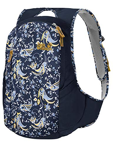 Jack Wolfskin Damen Ancona Frauentagesrucksack, Midnight Blue All Over, ONE Size