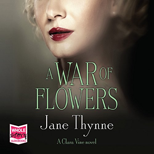 A War of Flowers audiobook cover art
