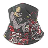 The Astonishing Adventures Of Mr Herman Pee Wee Herman Face Mask Bandanas For Dust, Outdoors, Festivals, Sports