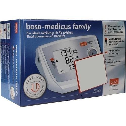 BOSO medicus family vollautomat.Blutdruckmessger. 1 St