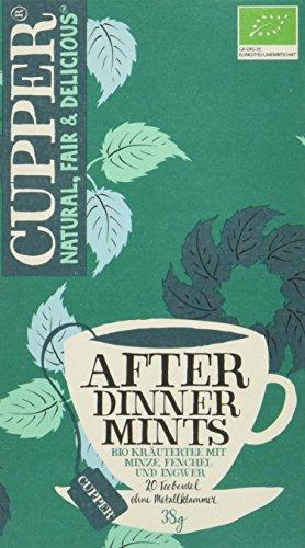 Cupper Tea After Dinner, 4er Pack (4 x 38 g)