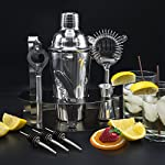 Sorbus-Cocktail-Shaker-and-Mixing-Set-Deluxe-10-Piece-Bar-Tool-Set-Bottle-Opener-Cork-Screw-Ice-Tong-Measuring-Jigger-Strainer-Liquor-Pourers-on-Display-Stand