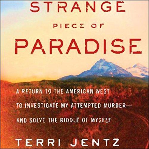 Strange Piece of Paradise cover art