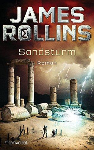 Sandsturm - SIGMA Force: Roman