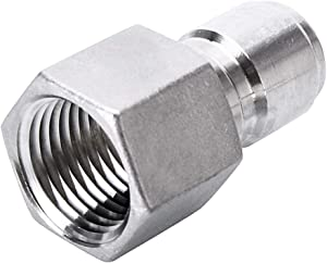 Brewing Beer Stainless Steel Male Quick Disconnect FPT 1/2 inch