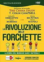 la rivoluzione delle forchette  (2 dvd)