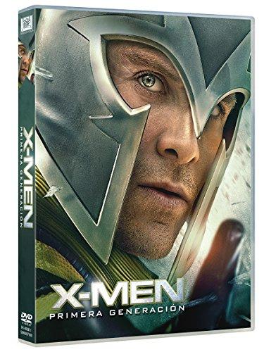 X-Men Primera Generación [DVD]