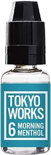 低ワット専用リキッド TOKYO WORKS 6 MORINIG MENTHOL (モーニングメンソール)/15ml