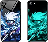 EHJDSTK Anime Comic Theme Case Anti-Scratch Handy Glass