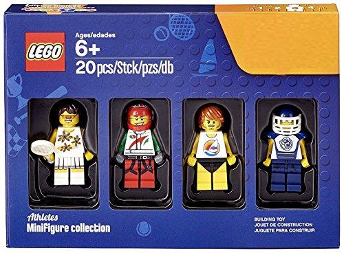 LEGO Athletes Minifigure Collection Exclusive Toys