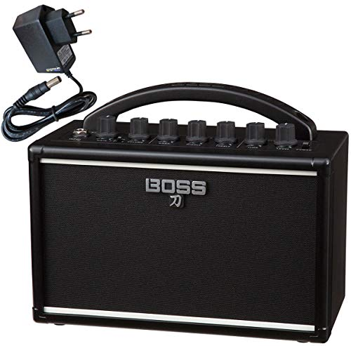 Boss Katana - Amplificador para guitarra (incluye cable de alimentación de 9 V)