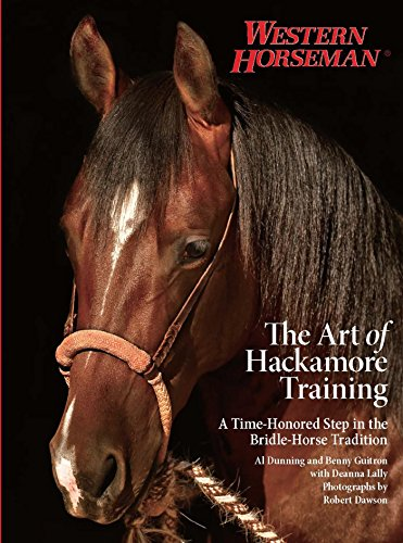 Art of Hackamore Training: A Time-Honored Step In The Bridle-Horse Tradition (English Edition)